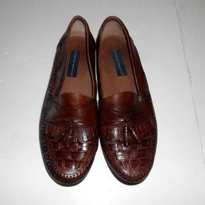 Giorgio Brutini  Bartell Brown 12 M with  tassels